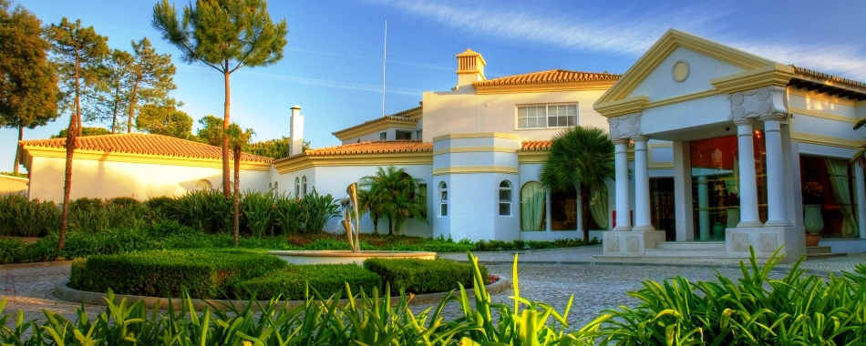 Pinheiros Altos Golf Resort Clubhouse